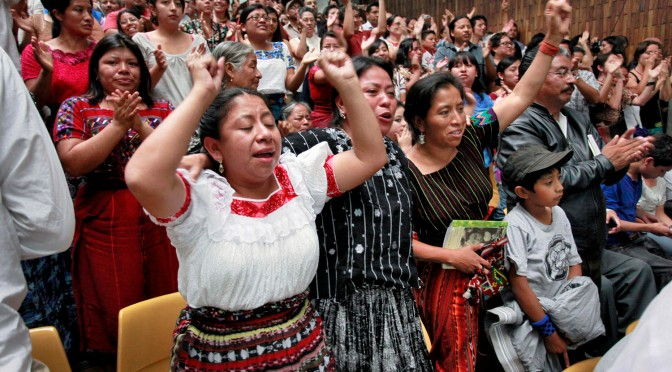 2014: Guatemala Human Rights