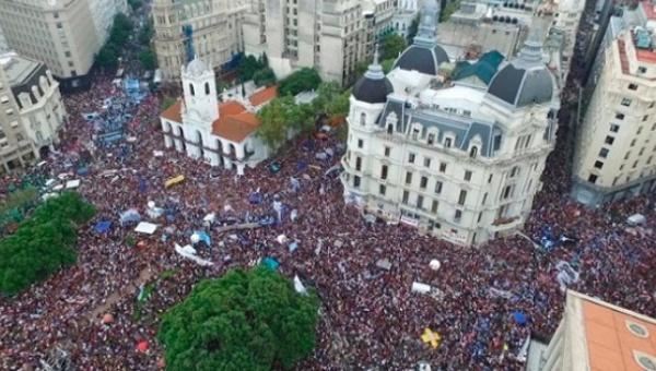 April 15th 2016: Obama Visits Argentina