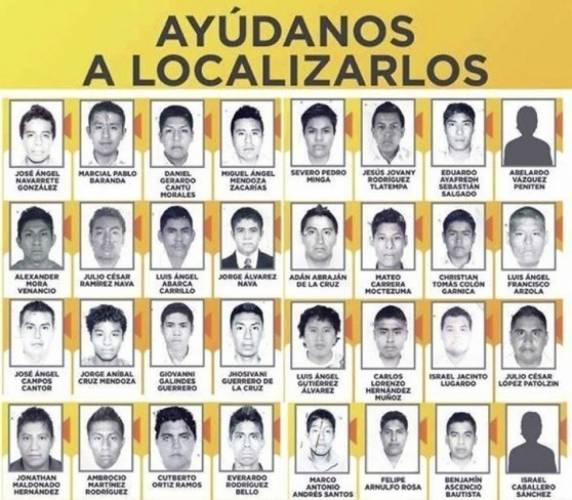 2014: Ayotzinapa