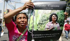 March 17th 2017: Honduras, Berta Caceres, & Human Rights