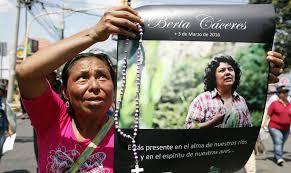 March 17th 2017: Honduras, Berta Caceres, & Human Rights