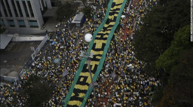 2015: Brazil Protests Revisited