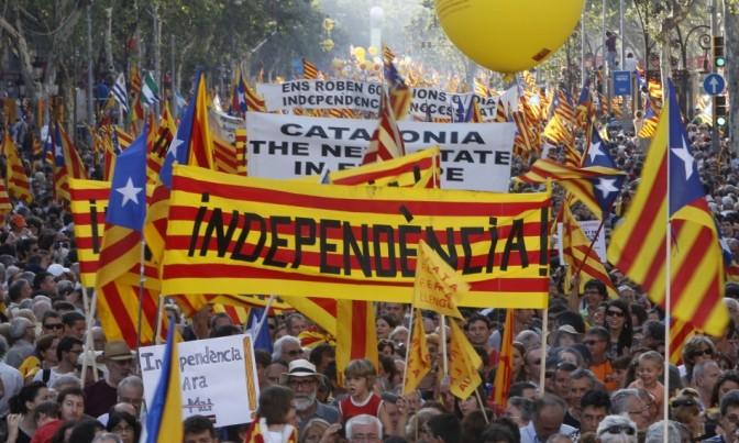 2015: Catalonia