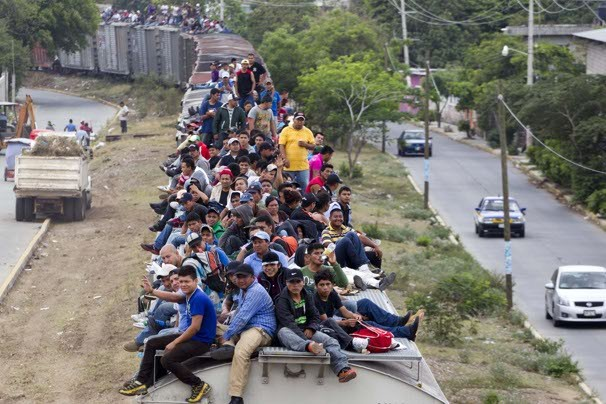 Sept 23rd 2016: Central American Migration