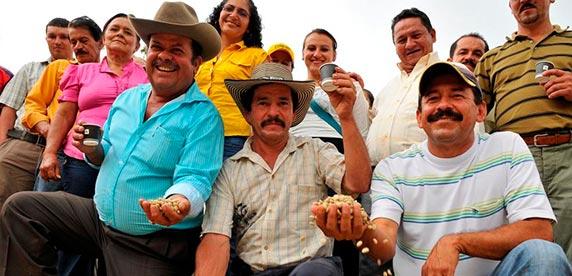 2015: Colombian Farmers