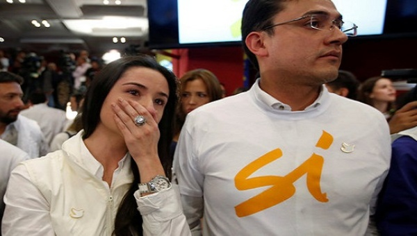 Dec 23rd 2016: Colombia after the NO vote