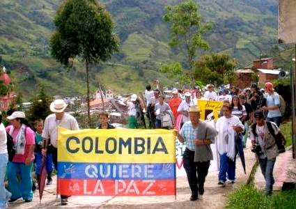 2016: Colombia Peace for Women