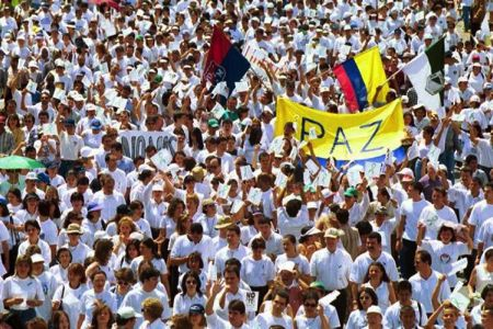 2014: Peace In Colombia Update