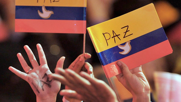 2014: Peace In Colombia