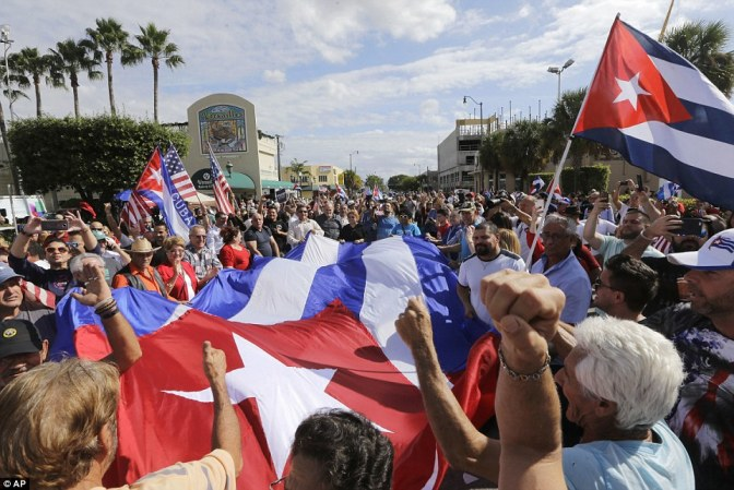 Dec 2nd 2016: Cuban-American Migration Policy