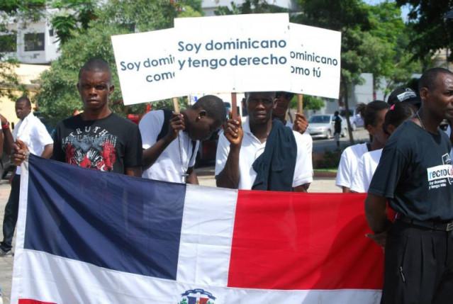 2015: Dominicans of Haitian descent