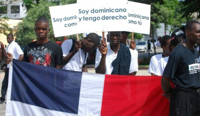 2015: Dominicans of Haitian descent