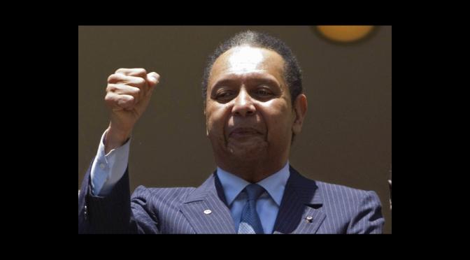 2014: Haiti After Duvalier