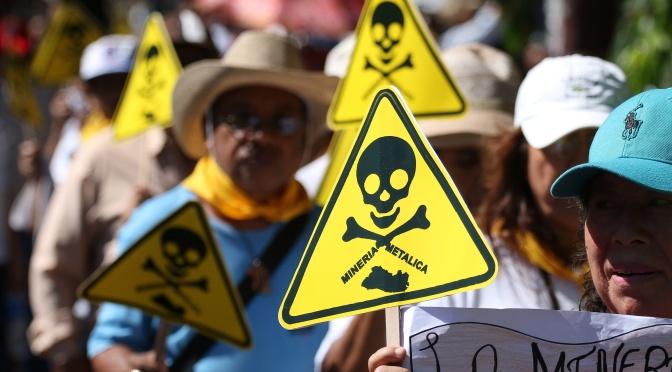 April 7th 2017: El Salvador Mining Ban