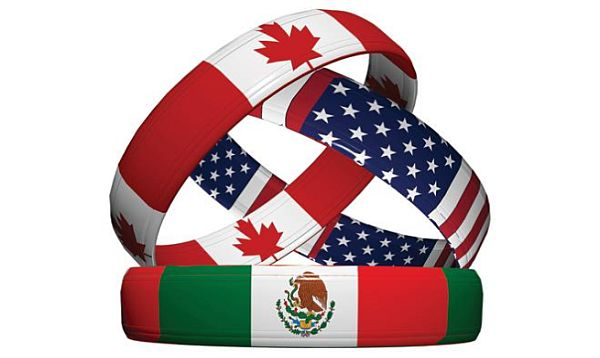 2014: 20th Anniversary of NAFTA & El Salvador