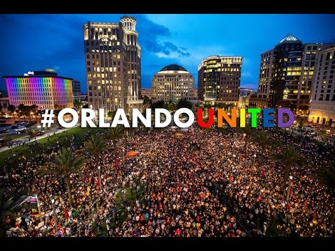 June 24th 2016: Orlando Shooting