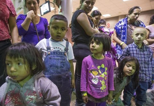 2015 Child Refugee Crisis