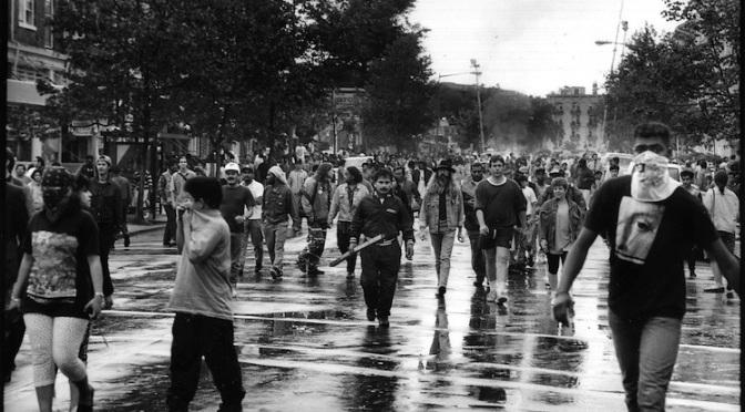 June 3rd 2016: History of US Latino Riots