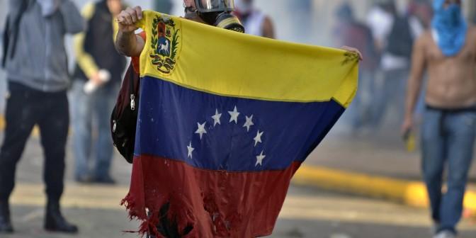 July 14th 2017: Turmoil in Venezuela
