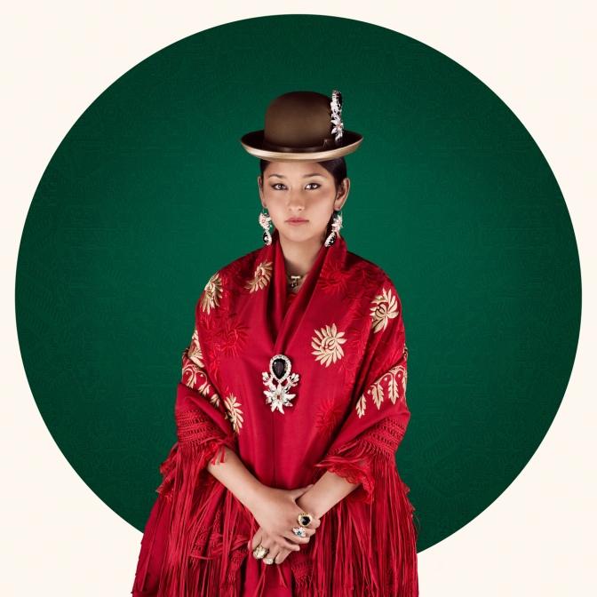 Nov 3rd 2017: Bolivian Cholita Fashion