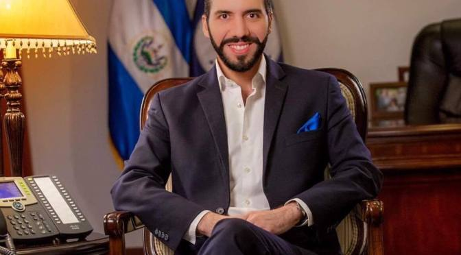 Jan 12th 2018: Who is Nayib Bukele?