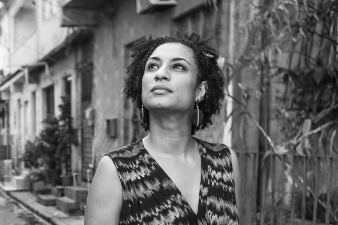 April 13th, 2018: Marielle Franco Assassinated