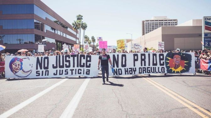 June 22nd, 2018: Undocumented & LGBTQ