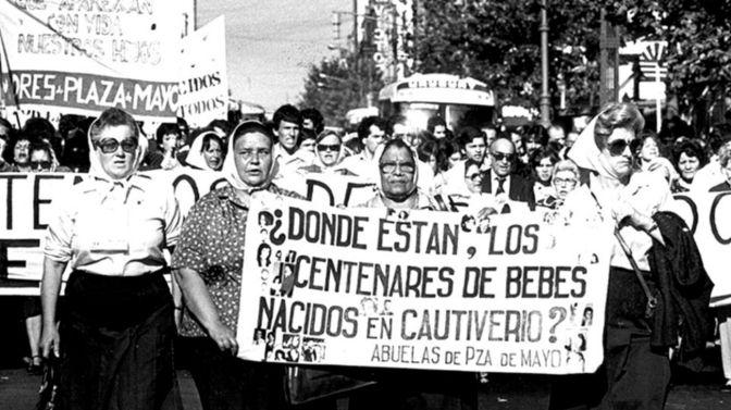 August 3rd, 2018: Argentina's Stolen Children