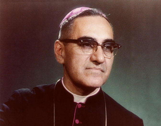 August 24th, 2018: Oscar Romero for Sainthood
