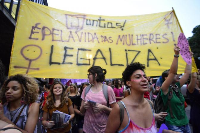 Sept 7th, 2018: Abortion In Brazil