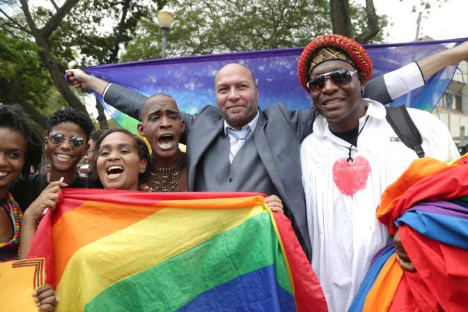 Sept 14th, 2018: LGBTQ Victory in Trinidad & Tobago