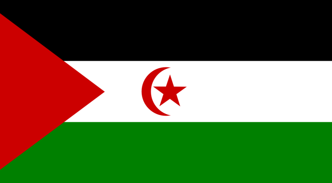 Oct 5th, 2018: Western Sahara Independence Movement