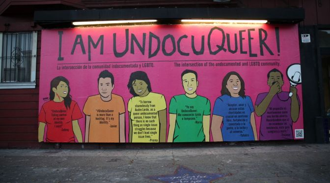 Nov 30th, 2018: Undocumented & LGBTQ pt 2