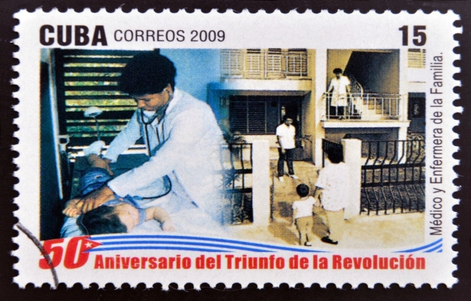 Dec 7th, 2018: The History of Cuban Healthcare