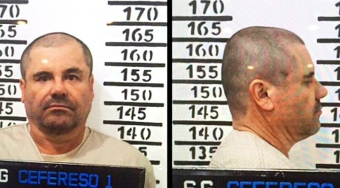 March 22nd, 2019: El Chapo, Fact vs Fiction