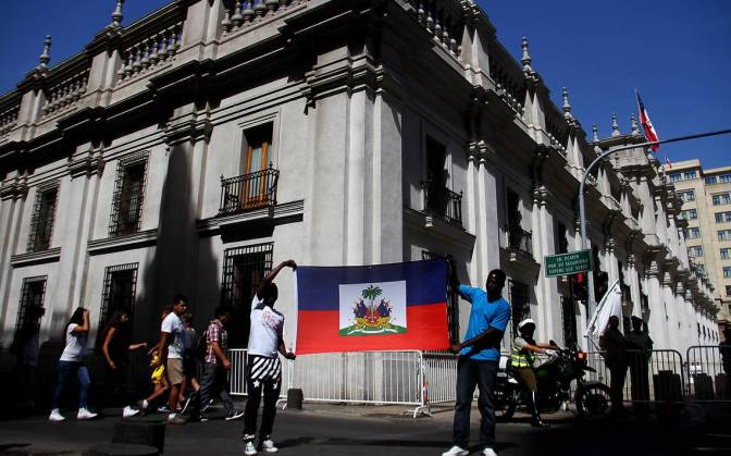 April 5th, 2019: Haitian Migration to Chile