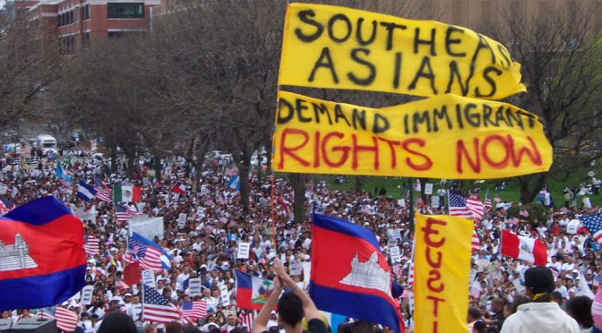 April 12th, 2019: Southeast Asian Immigration