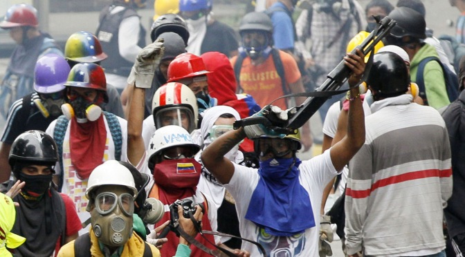 June 14th, 2019: Right-Wing Racism in Venezuela