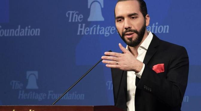 September 6th, 2019: Nayib Bukele, the Trump of Central America