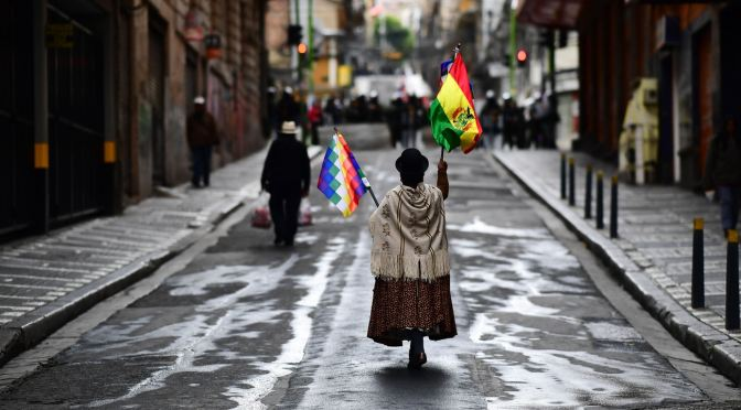 November 15th, 2019: Right-Wing Coup in Bolivia