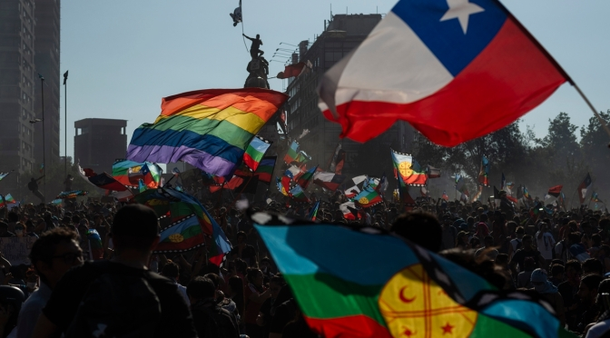 November 29th, 2019: Chile vs Neoliberalism