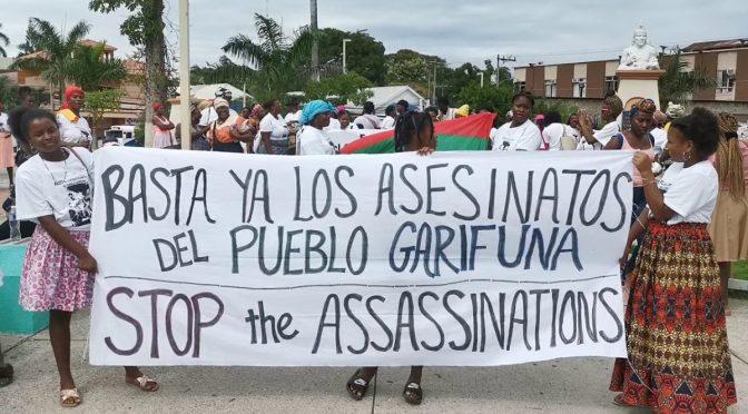 December 13th, 2019: The Garifunas vs The Honduran Coup