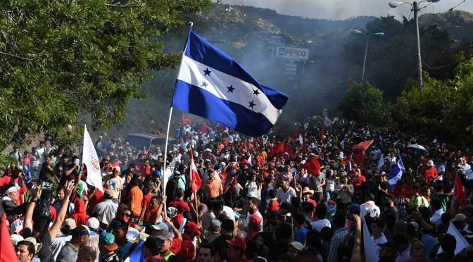 January 10, 2020: The Honduras-Venezuela Double Standard