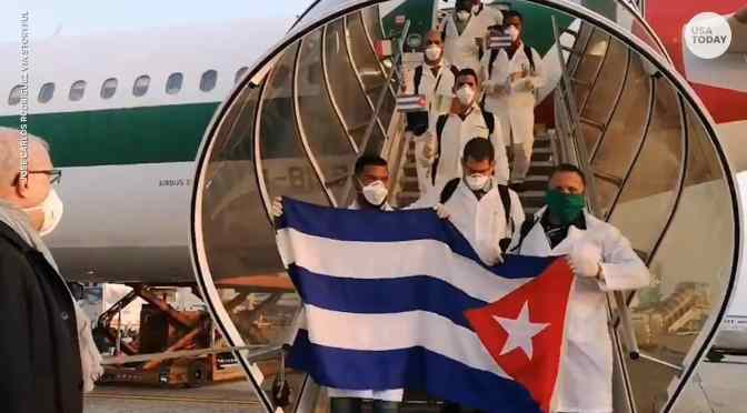 April 10th, 2020: The History of Cuban Doctors Abroad