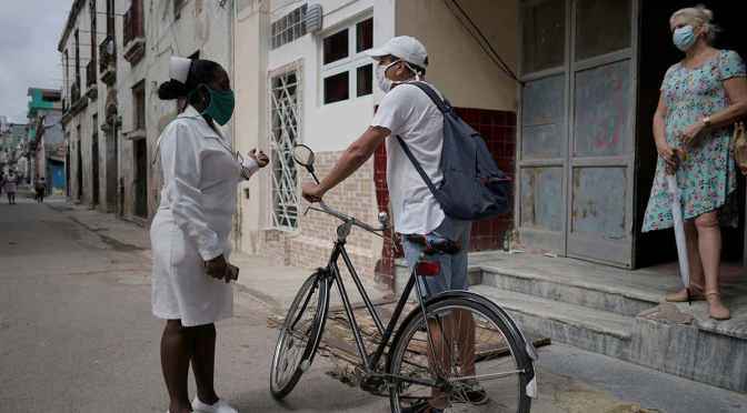 July 3rd, 2020: Cuba & The Coronavirus