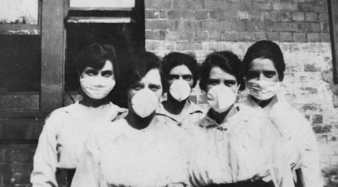 July 31st, 2020: The Spanish Flu, Fact vs Fiction