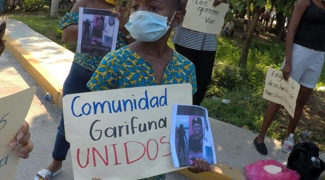 September 4th, 2020: Black Lives Matter In Honduras