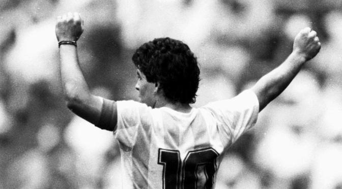 December 4th, 2020: Maradona