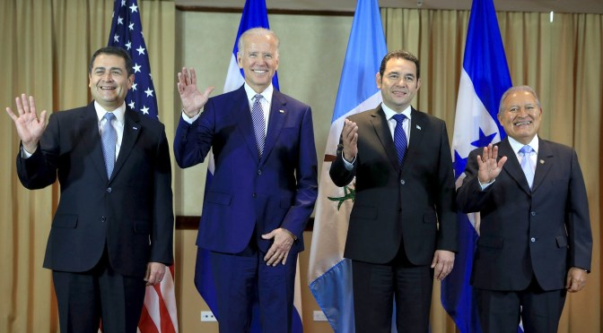 February 12th, 2021: Biden's Latin American Policy