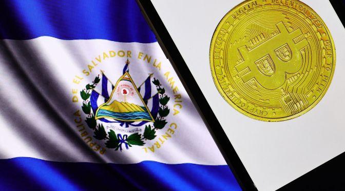 July 23rd, 2021: Bitcoin In El Salvador